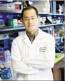 日本京都大学物质—细胞统合系统据点iPS细胞研究中心主任长山中伸弥