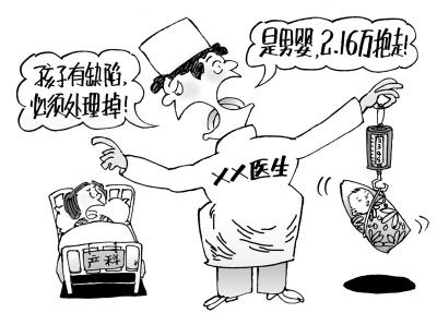 """京华时报:我国拟建执业医师""""黑名单"""""""